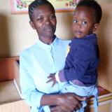 KenyaKasarani Studium, Nairobi的房主家庭