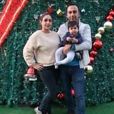Família anfitriã em Darvaze Dowlat, Tehran, Iran
