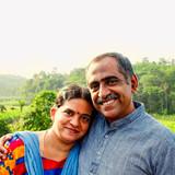 Família anfitriã em Mananthavady, Wayanad, Mananthavady, India
