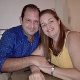 Famiglia a Miramar, Miramar, Playa, Cuba