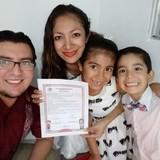 Famiglia a 24, Cancún, Mexico