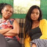 Famiglia a Steadmak Gardens, Nairobi, Kenya
