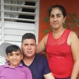 Famille d'accueil à Barrio la Laguna, Viñales, Cuba