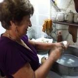 Famiglia a La Vigia, Camagüey, Cuba