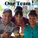 Famiglia a City centre, Camagüey, Cuba