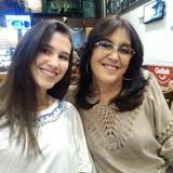 Família anfitriã em Barro Preto, Belo Horizonte, Brazil