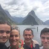 Famille d'accueil à Devonport, Auckland, New Zealand