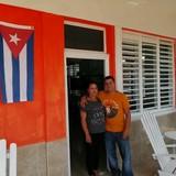 Gastfamilie in Playa Larga, Cienaga de zapata, matanzas, Cuba