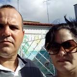 Famiglia a Morón, Morón, Cuba