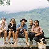 Famille d'accueil à Tả Van, Lao Cai, Vietnam