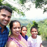 Gastfamilie in Its consist of a garden space where you can relax and enjoy. free parking available with high security. , Kandy, Sri Lanka