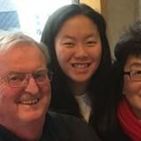 Família anfitriã em Chatswood, Roseville, Australia