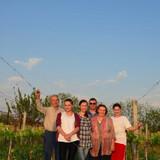 Famiglia a Shtoj i Ri, Shkoder, Albania