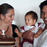 Host Family in Upmuhal, Dharamshala, India