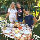 Famille d'accueil à Miramar, Havana, Cuba