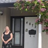 Família anfitriã em Marlborough, Calgary, Canada