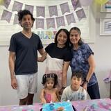 Host Family in Garden City, Richmond, Canada