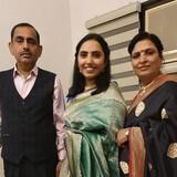 Famille d'accueil à west delhi, new delhi, India