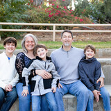 Familia anfitriona en Canyon Crest, Riverside, United States